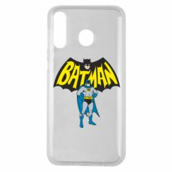 Чехол для Samsung M30 Batman Hero