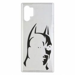 Чехол для Samsung Note 10 Plus Batman Hero