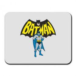 Коврик для мыши Batman Hero - FatLine