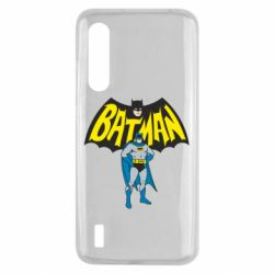 Чехол для Xiaomi Mi9 Lite Batman Hero