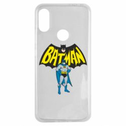 Чехол для Xiaomi Redmi Note 7 Batman Hero