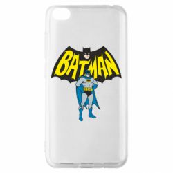 Чехол для Xiaomi Redmi Go Batman Hero