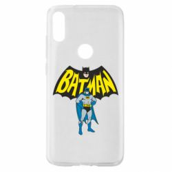 Чехол для Xiaomi Mi Play Batman Hero