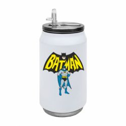 Термобанка 350ml Batman Hero