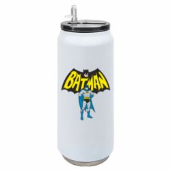 Термобанка 500ml Batman Hero