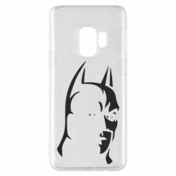 Чехол для Samsung S9 Batman Hero