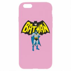 Чехол для iPhone 6/6S Batman Hero