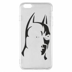 Чехол для iPhone 6 Plus/6S Plus Batman Hero