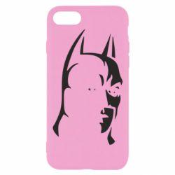 Чехол для iPhone 8 Batman Hero
