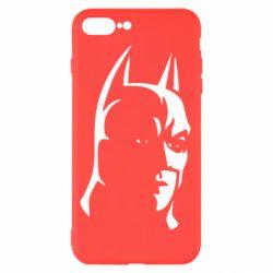 Чехол для iPhone 8 Plus Batman Hero