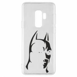 Чехол для Samsung S9+ Batman Hero