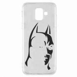 Чехол для Samsung A6 2018 Batman Hero
