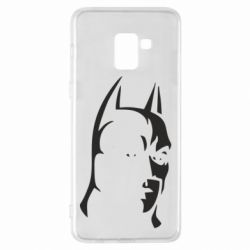 Чехол для Samsung A8+ 2018 Batman Hero