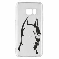 Чехол для Samsung S7 Batman Hero