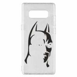 Чехол для Samsung Note 8 Batman Hero