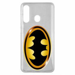 Чохол для Samsung M40 Batman logo Gold