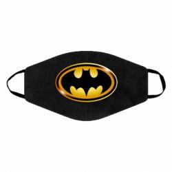 Маска для обличчя Batman logo Gold