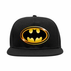 Снепбек Batman logo Gold