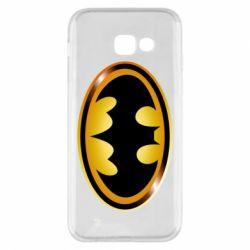 Чохол для Samsung A5 2017 Batman logo Gold
