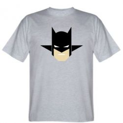 "Мужская футболка Batman ""Minimalism"" - FatLine"