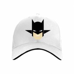 "Кепка Batman ""Minimalism"" - FatLine"
