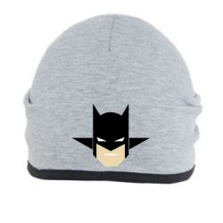 "Шапка Batman ""Minimalism"" - FatLine"