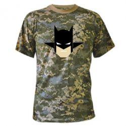 """Камуфляжная футболка Batman """"Minimalism"""" - FatLine"""
