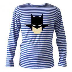 """Тельняшка с длинным рукавом Batman """"Minimalism"""" - FatLine"""