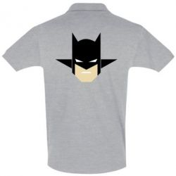 "Футболка Поло Batman ""Minimalism"" - FatLine"