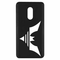 Чехол для Xiaomi Redmi Note 4x Batman three line