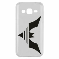 Чохол для Samsung J2 2015 Batman three line