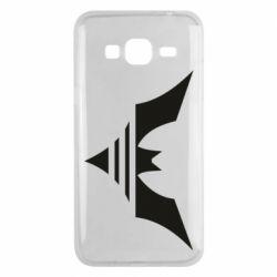 Чохол для Samsung J3 2016 Batman three line