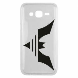 Чохол для Samsung J5 2015 Batman three line