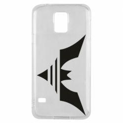 Чохол для Samsung S5 Batman three line