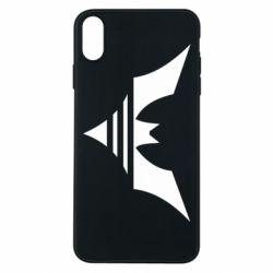 Чохол для iPhone Xs Max Batman three line