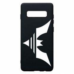 Чохол для Samsung S10+ Batman three line