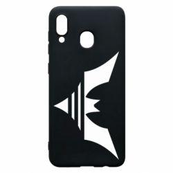 Чохол для Samsung A20 Batman three line