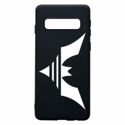 Чохол для Samsung S10 Batman three line