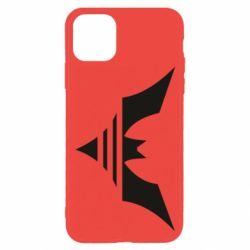 Чохол для iPhone 11 Pro Batman three line