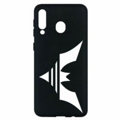 Чохол для Samsung M30 Batman three line