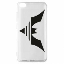 Чехол для Xiaomi Redmi Go Batman three line