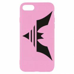 Чохол для iPhone 7 Batman three line