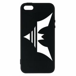 Чохол для iphone 5/5S/SE Batman three line