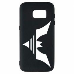 Чохол для Samsung S7 Batman three line