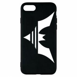 Чохол для iPhone 8 Batman three line