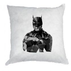 Подушка Batman Triangles - FatLine