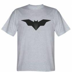 Мужская футболка Batman unusual logo