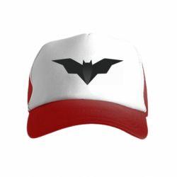 Детская кепка-тракер Batman unusual logo