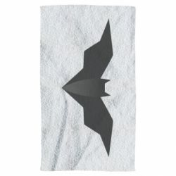Полотенце Batman unusual logo
