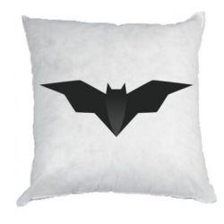 Подушка Batman unusual logo